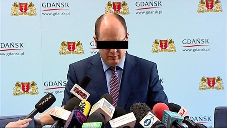 Prokuratura chce warunkowego umorzenia postępowania ws. prezydenta Gdańska