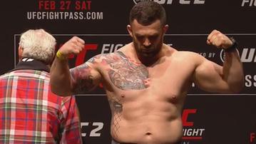 2017-01-19 UFC w Londynie: Omielańczuk poznał rywala! Pomści rodaka?