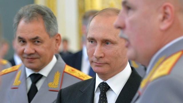 Ukraina: rozesłano listy gończe za 18 wysokimi urzędnikami Rosji