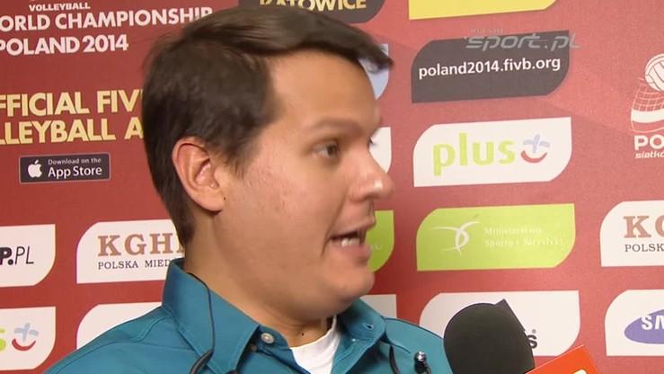 Brazylijski dziennikarz: Polska zasłużyła te mistrzostwa. Są najlepsze w historii