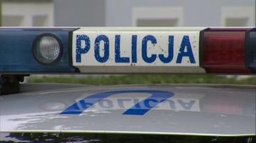 17-08-2017 18:26 Policyjny pościg za samochodem osobowym. Funkcjonariusze i uciekinierzy w szpitalu