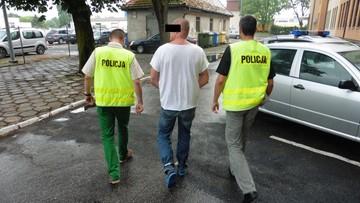 13-07-2017 18:09 Na dozór policyjny przyszedł z narkotykami. Najbliższe 3 miesiące spędzi w areszcie