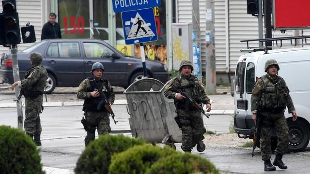 Macedonia: 5 policjantów zginęło podczas akcji przeciw zbrojnej grupie z sąsiedniego kraju