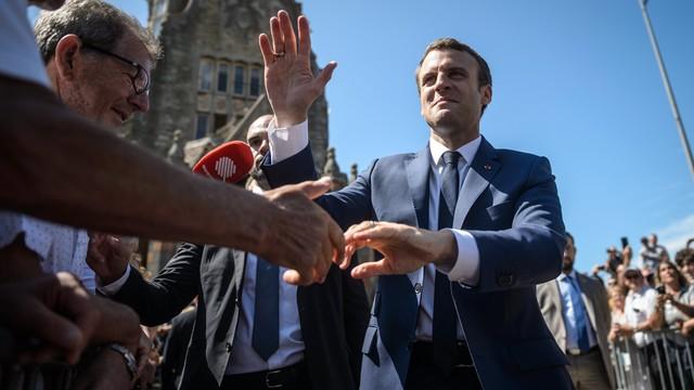 Francja: Partia Macrona i MoDem wygrywają wybory parlamentarne