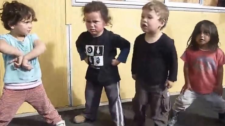 Od małego na całego! 3-latkowie tańczą hakę! (WIDEO)