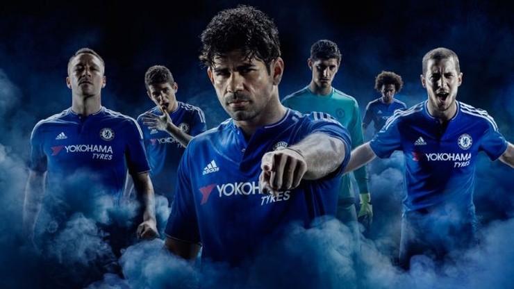 "8d5623c65df13f Niebieski i nic innego"". Chelsea prezentuje nowe stroje - Polsat Sport"
