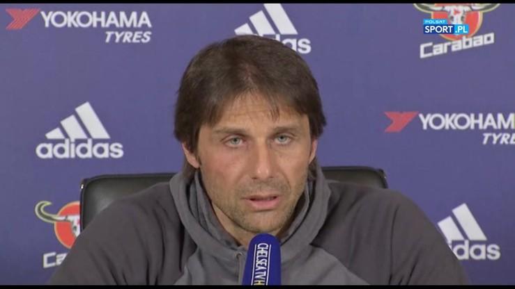 Conte: W Chelsea nie ma miejsca dla samolubów