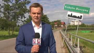 85 proc. mieszkańców tej gminy poparło w wyborach PiS. Jak komentują protesty sprawdził reporter Polsat News