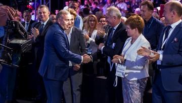 02-07-2016 13:08 Schetyna: prezes PiS śni o swojej potędze, a nie o potędze Polski