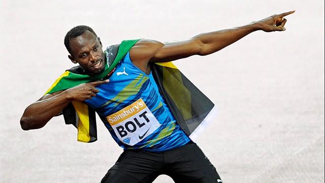 Jamajski sprinter Usain Bolt będzie miał pomnik w Kingston