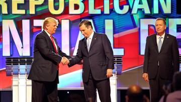 11-03-2016 05:59 USA: Kolejna debata republikańskich kandydatów. Tym razem bez ostrych starć