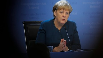 22-10-2016 22:04 Merkel apeluje o pielęgnowanie chrześcijańskich wartości