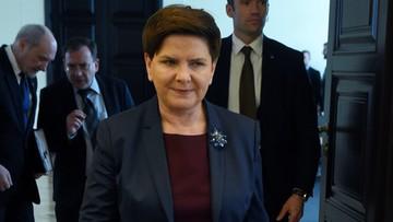 11-02-2016 17:44 W piątek pierwsze dwustronne rozmowy Szydło z Merkel. Tematem m.in. kryzys migracyjny i Nord Stream 2