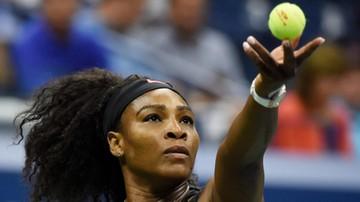 2015-09-05 US Open: Awans Sereny Williams. Po raz kolejny z kłopotami...