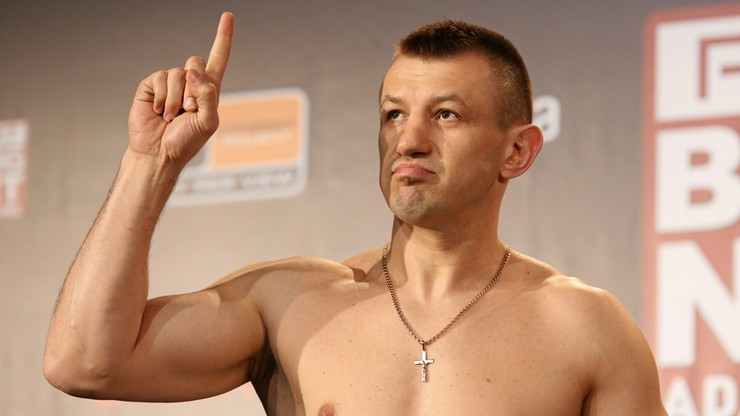 Polsat Boxing Night: Adamek - Haumono. Karta walk