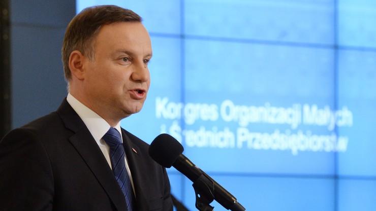 Prezydent: Polska jest zagrożona pułapką średniego dochodu
