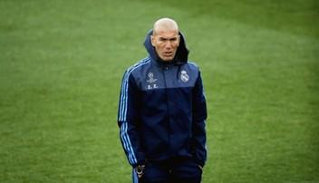 2017-08-15 Zidane liczy na anulowanie kary dla Ronaldo