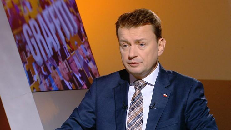 Błaszczak o decyzji Kopacz ws. szczytu: rozgrywki w Platformie przeważyły nad dobrem Polski