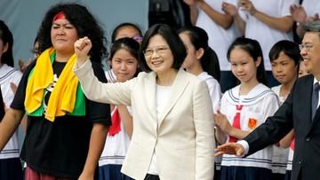 20-05-2016 09:27 Nowa prezydent Tajwanu niechętna zbliżeniu z Pekinem. Nie wspomniała o polityce jednych Chin