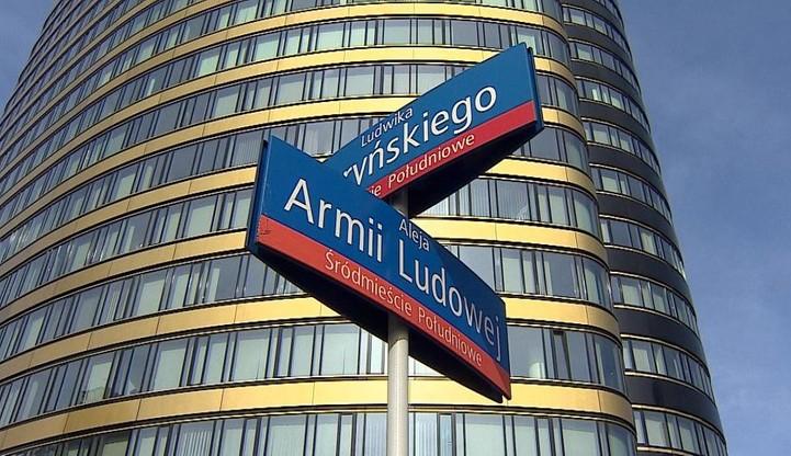 Ponad 900 ulic zmieni nazwy z powodu ustawy. Samorządy mają czas do 2 września