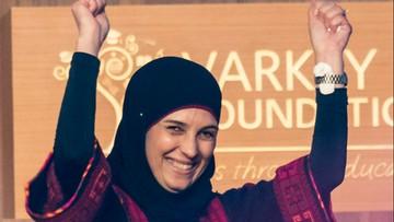 """14-03-2016 05:33 Palestynka wychowana w obozie dla uchodźców zdobyła """"pedagogicznego Nobla"""""""