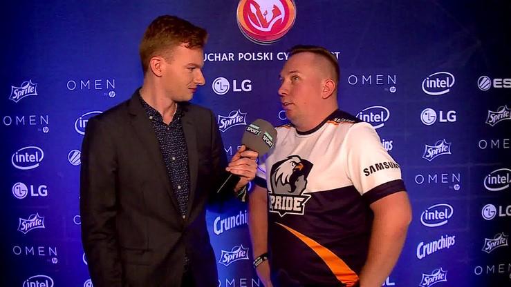 Piotr 'neqs' Lipski: Fajnie, że YouTuberzy inwestują w esport