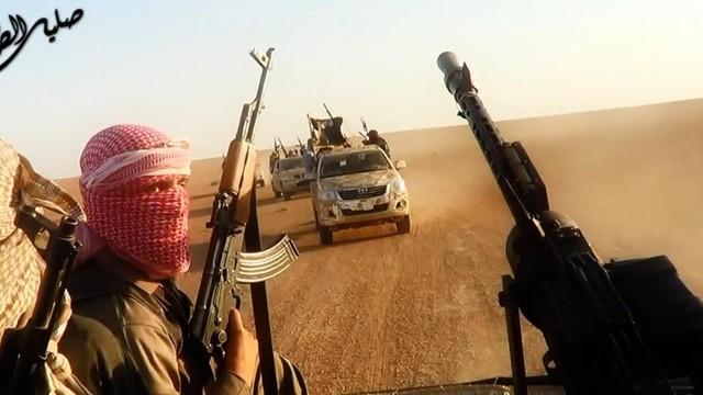 Dżihadyści z Państwa Islamskiego coraz bliżej granicy z Turcją