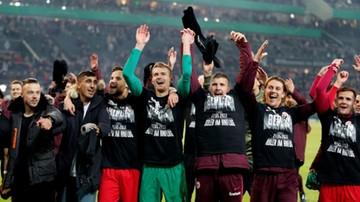 2017-04-26 Eintracht Frankfurt w finale Pucharu Niemiec