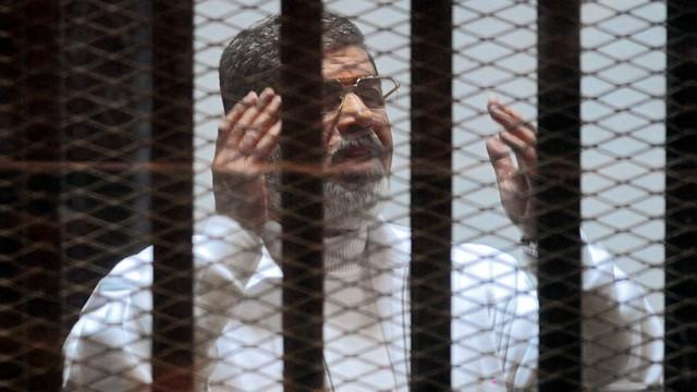 EgiptL sąd odłożył wydanie wyroku w procesie b. prezydenta Mursiego