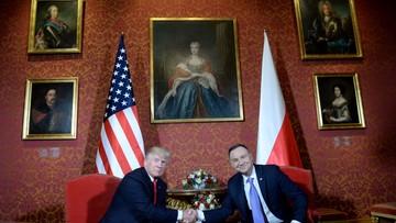 """06-07-2017 10:04 """"Trump potrzebuje ładnych zdjęć z Europy"""". Zagraniczne media o wizycie prezydenta USA w Polsce"""