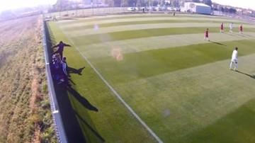 2015-11-02 Trener pobił 16-letniego piłkarza! Skandal w Rumunii! (WIDEO)