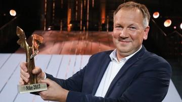 01-10-2017 21:23 Cezary Łazarewicz laureatem Literackiej Nagrody Nike