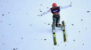 2017-05-24 Skoki narciarskie: Freund chce wznowić treningi w czerwcu
