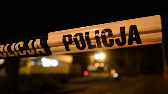 Płońsk: 9-letnie dziecko ranione nożem; policja poszukuje sprawcy