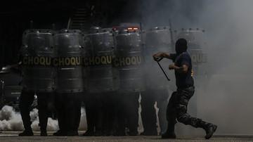 2015-11-21 Rio 2016: Organizatorzy przygotowują się na ewentualne ataki terrorystyczne