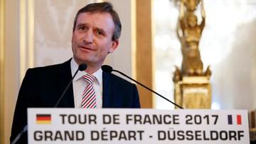 2016-01-14 Czasówka na otwarcie Tour de France. Duesseldorf czeka na milion fanów