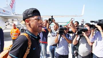 2017-07-31 Neymar leci do Kataru! Przejdzie badania i dogada szczegóły kontraktu