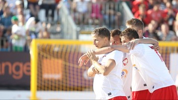 2017-08-11 Europejska Liga Beach Soccera: W Siofok o awans!