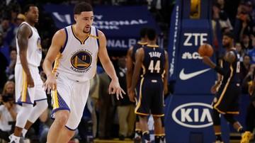 2016-12-06 NBA: 60 punktów w 29 minut! Rekordowy wyczyn Thompsona (WIDEO)