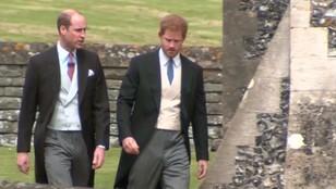 Książe Harry sam na ślubie Pippy Middelton. Gdzie się podziała Megan Merkle?