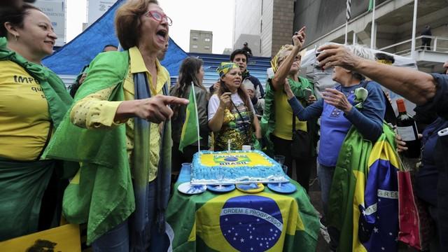 Brazylia: prezydent Dilma Rousseff odwołana ze stanowiska