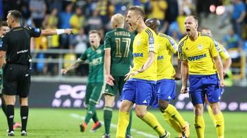 2017-08-10 Puchar Polski: Arka Gdynia - Śląsk Wrocław. Skrót meczu (WIDEO)