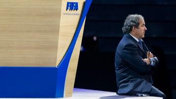 12-01-2016 13:26 FIFA chce ostrzejszych kar dla Platiniego i Blattera