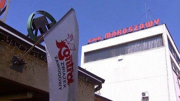 12-12-2016 11:47 Górnicy zablokowali punkty informacyjne w kopalni Makoszowy. Dziś mają zdecydować o formie protestu