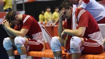 2015-09-22 Dramat Polaków! Porażka z Włochami. Biało-czerwoni muszą poczekać na Rio