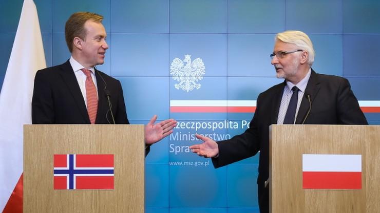 Waszczykowski o Baltic Pipe: mam nadzieję, że projekt zostanie zrealizowany w ciągu 5-6 lat