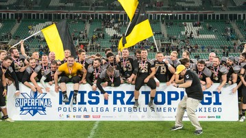 2016-07-21 Członek Zarządu Panthers Wrocław: Futbol amerykański łączy i zaraża
