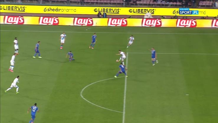 Napoli - Juventus 3:2. Skrót meczu