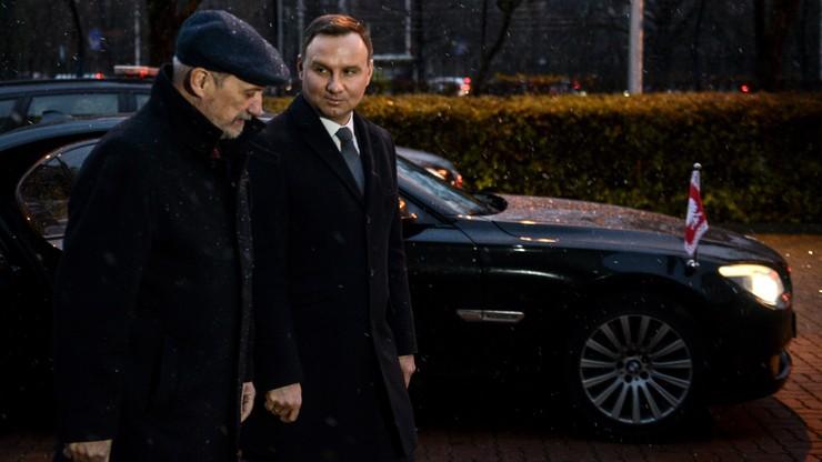 Szef BBN dementuje informacje o konflikcie prezydenta z szefem MON