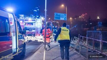 01-01-2017 09:40 Pijany kierowca potrącił dwie nastolatki. Zginęły na miejscu